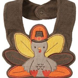 Carter's Turkey Bib